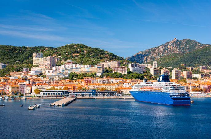 Ferry Marseille Ajaccio