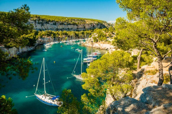 Découvrir Marseille et ses environs lors d'un roadtrip