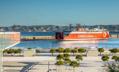 Prendre le Ferry à partir de Marseille : toutes les destinations