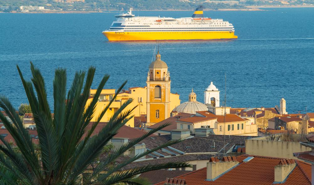 Prendre un Ferry pour la Corse depuis Marseille